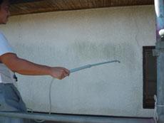外壁バイオ洗浄