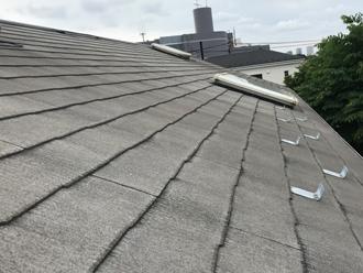 世田谷区深沢にて遮熱塗料とラジカル制御塗料で屋根・外壁塗装を実施