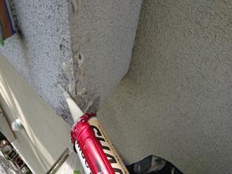 モルタル外壁 補修
