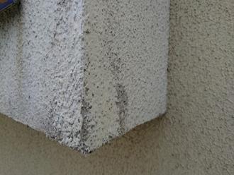 モルタル外壁 補修完了