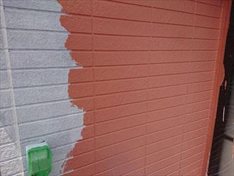 外壁中塗り2