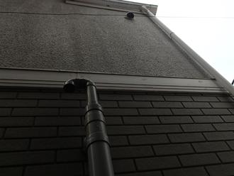 茅ヶ崎市幸町にてスレートとサイディングの塗装工事を行いました