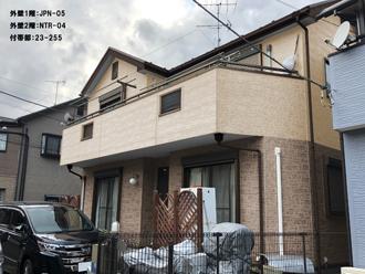 外壁1階:JPN-05-外壁2階:NTR-04