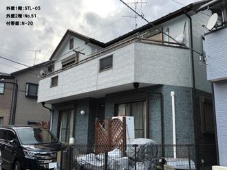 外壁1階:STL-05-外壁2階:No.51