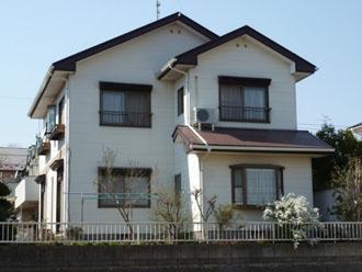 印旛郡栄町竜角寺台でヤネフレッシュSiとクリーンマイルドSiで屋根・外壁塗装工事