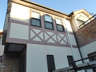 川崎市中原区で外壁塗装