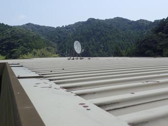 南房総市和田町布野にて折半屋根と害兵の塗装工事を行いました