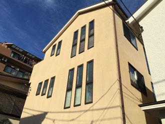 築16年が過ぎ屋根外壁塗装を検討している邸宅