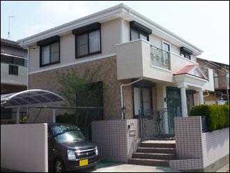 千葉県袖ケ浦市|外壁塗装と屋根塗装で色褪せたお住まいを刷新