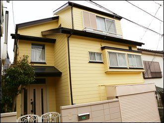 船橋市 I様邸 板金交換工事 屋根塗装・外壁塗装工事