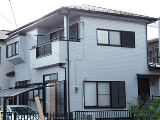 千葉県市原市|目地を活かした外壁塗装と屋根塗装