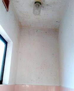 浴室塗装前