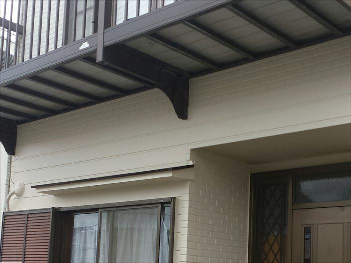外壁の雨漏り補修工事