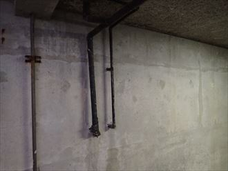 内壁の様子