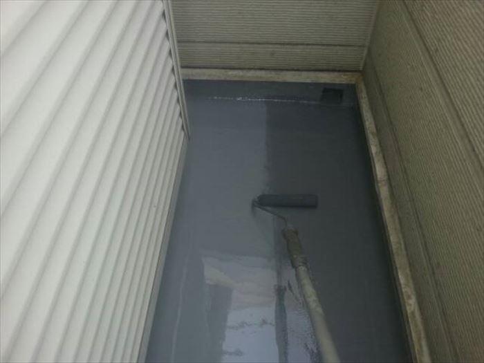 防水層トップコート