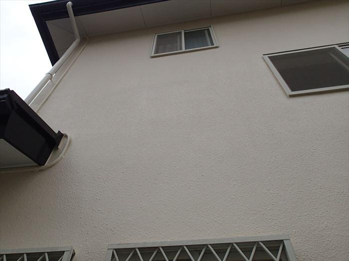 モルタル外壁塗装工事完了