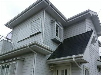 白井市の2階建て住宅