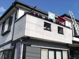 相模原市緑区下九沢で外壁点検