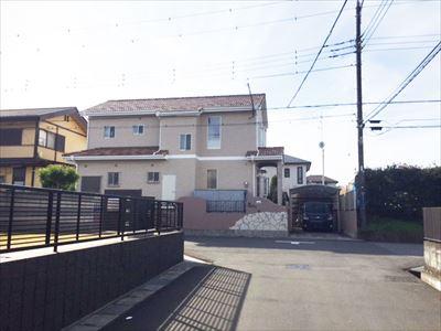 袖ケ浦市|パーフェクトトップでの塗り替えと雀対策で綺麗で静かな住宅へ