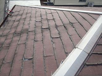 塗装ができない屋根
