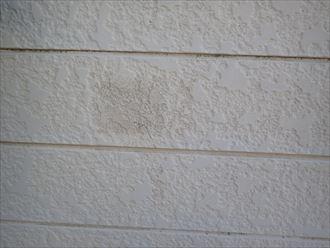 外壁の塗膜劣化