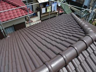 稲毛区のN様邸、屋根補修工事から内装外装リフォーム(屋根編)