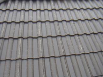 セメント瓦屋根への屋根塗装洗浄