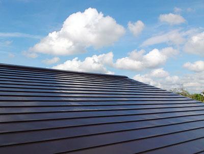 香取郡神崎町|屋根塗装と葺き替え、カバー工法の組み合わせ事例