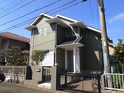 佐倉市の屋根外壁塗装|サーモアイ4Fとエラストコートで超高耐久メンテナンス