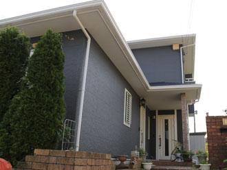 木更津市 T様邸 屋根外壁塗装後 ナノコンポジットW 超低汚染塗料