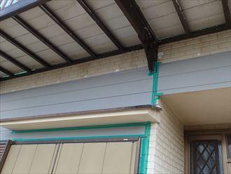 外壁材の張替