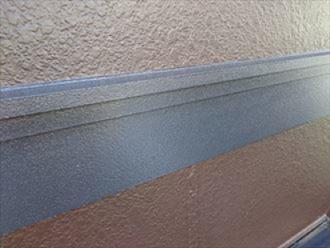 幕板の塗装