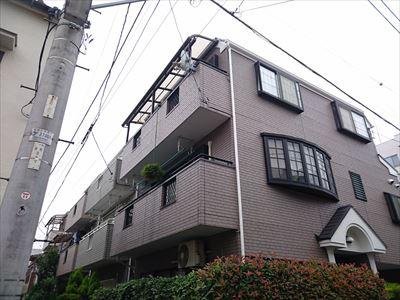 葛飾区|エコ助成金対象のサーモアイSiとUVプロテクトクリアーで屋根外壁塗装