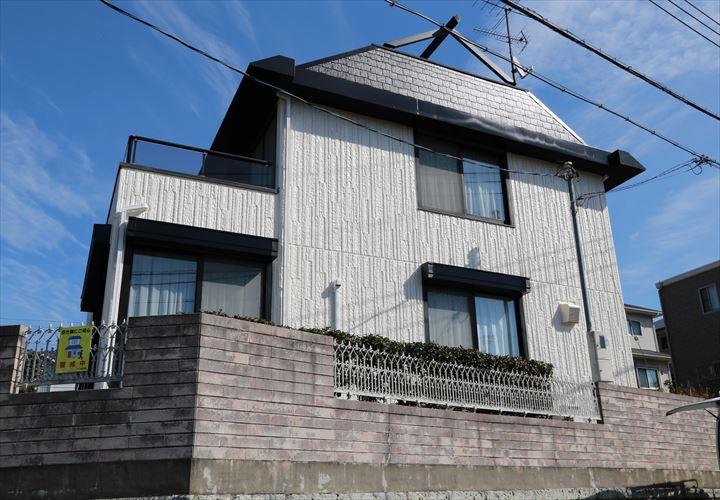 木更津市 屋根・外壁塗装工事