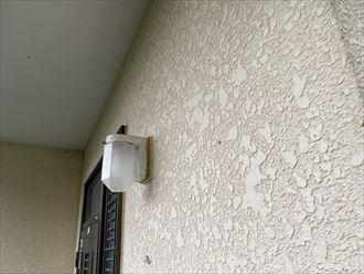 長生郡一宮町でモルタル外壁のメンテナンス工事を検討
