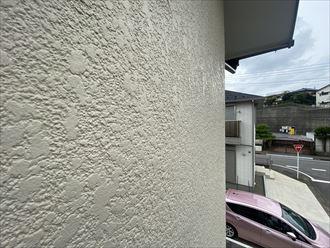 四街道市若松台で外壁の塗料が浮いてきてしまうので、現地調査を希望