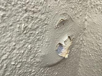 外壁の不具合