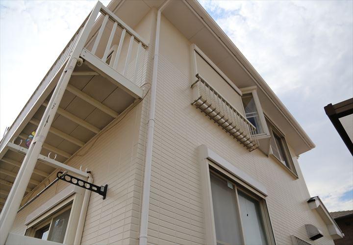 千葉市稲毛区 外壁塗装工事竣工