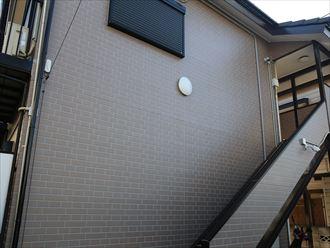千葉市稲毛区 外壁塗装工事後