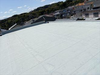 市原市青葉台で屋上の防水が劣化してきているので、現地調査をしてもらいたい
