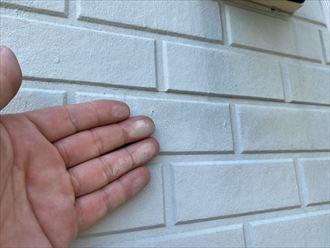 木更津市中尾で外壁の不具合が生じ点検を希望