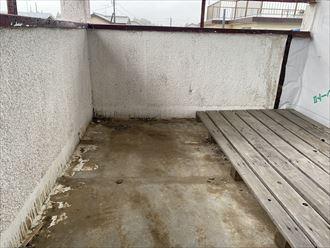 大網白里市細草で外壁の破損をきっかけにリフォーム工事
