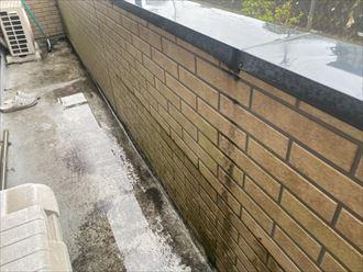 袖ケ浦市蔵波台で外壁が破損してしまい、サイディングの張替え工事を致しました