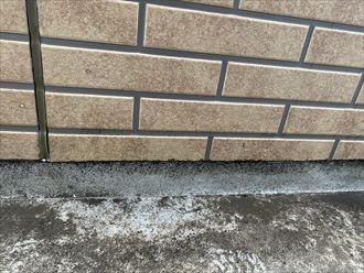 富津市富津で外壁が破損してしまい、修理を検討