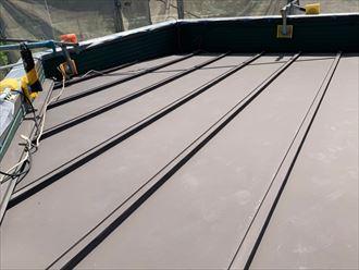 トタン屋根の経年劣化