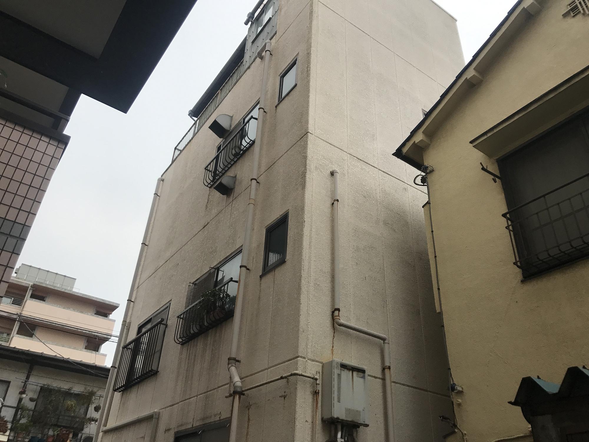 築32年モルタル外壁
