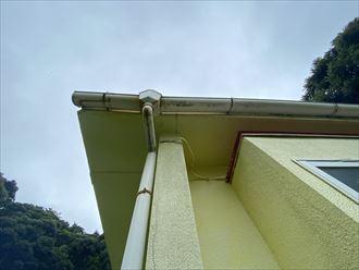 山武市雨坪にて外壁にクラックが入り問題ないか調査をしてもらいたい