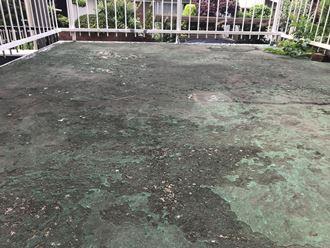 市原市西国分寺で車庫の雨漏りを防水工事と外壁塗装で解消!