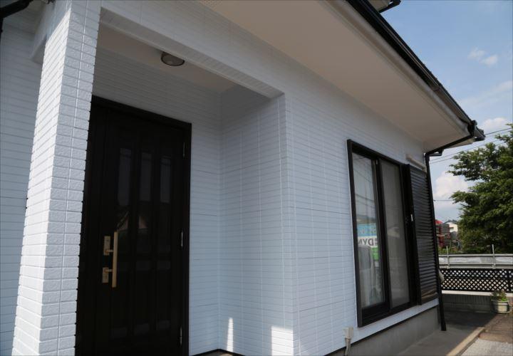 木更津市 外壁塗装工事竣工