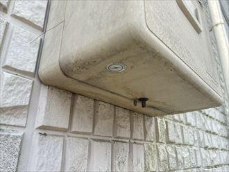 君津市坂田で外壁のコケを除去してもらいたい
